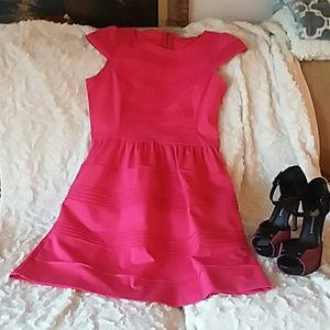 Elle Cap Sleeve Dress in size 10